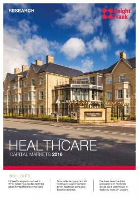 Healthcare Capital Markets 2016 by Knight Frank
