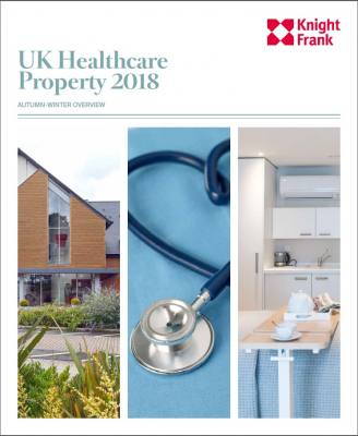 UK Healthcare Property 2018 Autumn Winter review