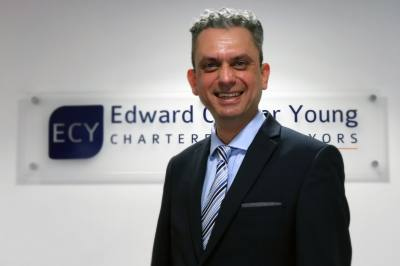 Edward Cooper Young appoint Charles Ridley as Business Development Manager