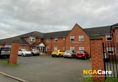 NGA Care sells purpose built care home in the East Midlands.
