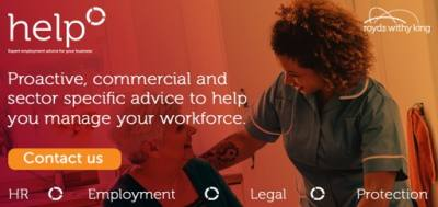 Essential care sector update on National Minimum Wage compliance
